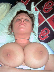 homemade chubby girl big tits shaved pussy fucked by man