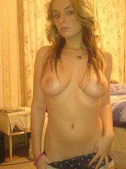 homemade girl gets big cum shot porn